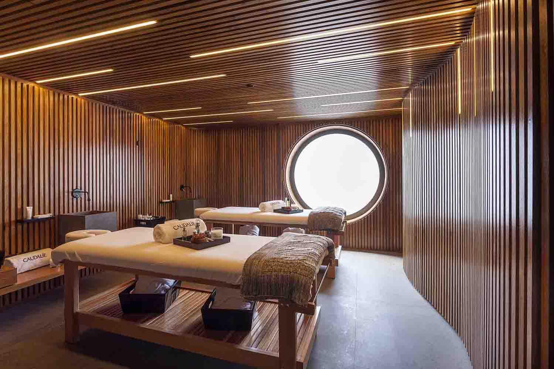 O novo spa caudalie em sp do jeito h for Hotel design spa france
