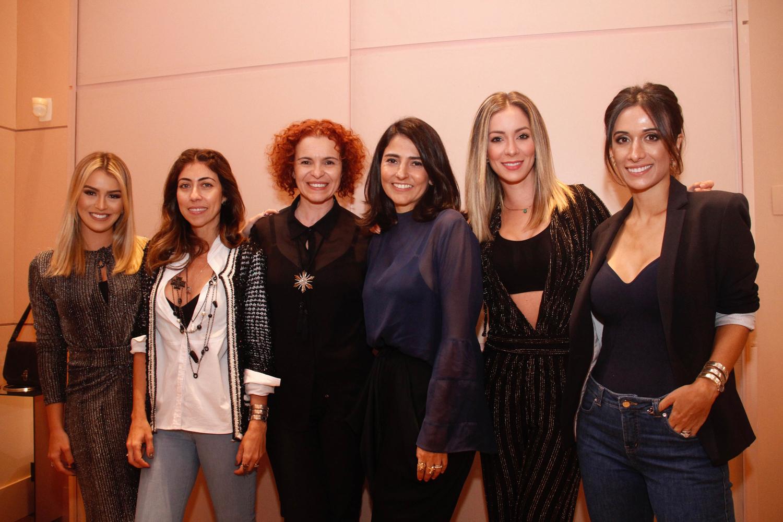 Mariana Saad, Carol Bassi, Marilene Ramos, Alice Ferraz, Helena Lunardelli e Silvia Braz 20160602_0261