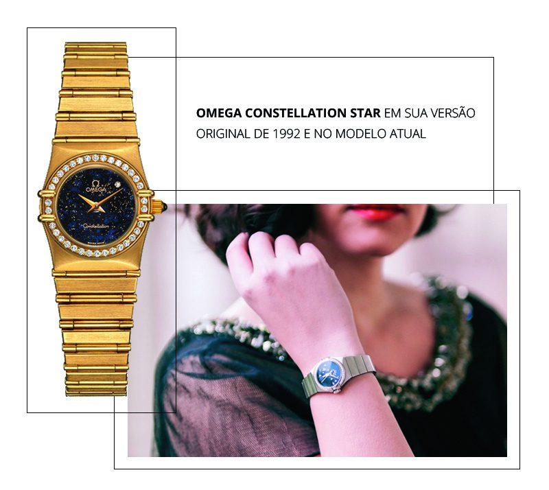 Omega Constellation Star 1992
